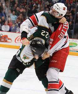 Brody Sutter fight
