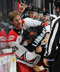 Charlotte Checkers vs. Milwaukee Admirals